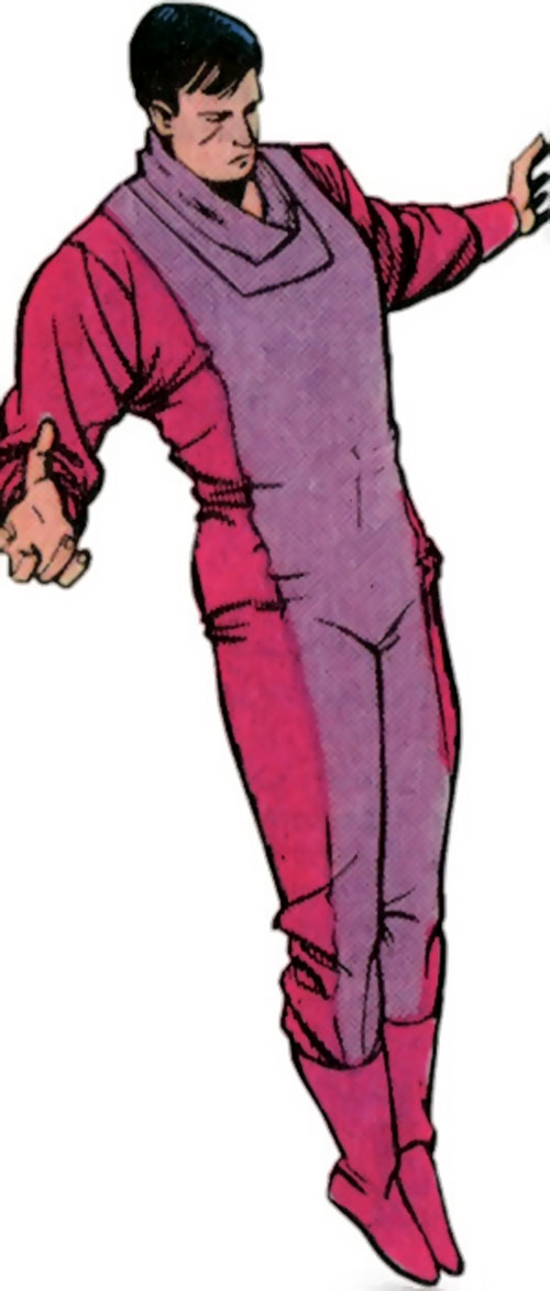 Ol-Vir (Legion of Super Heroes enemy) (DC Comics)