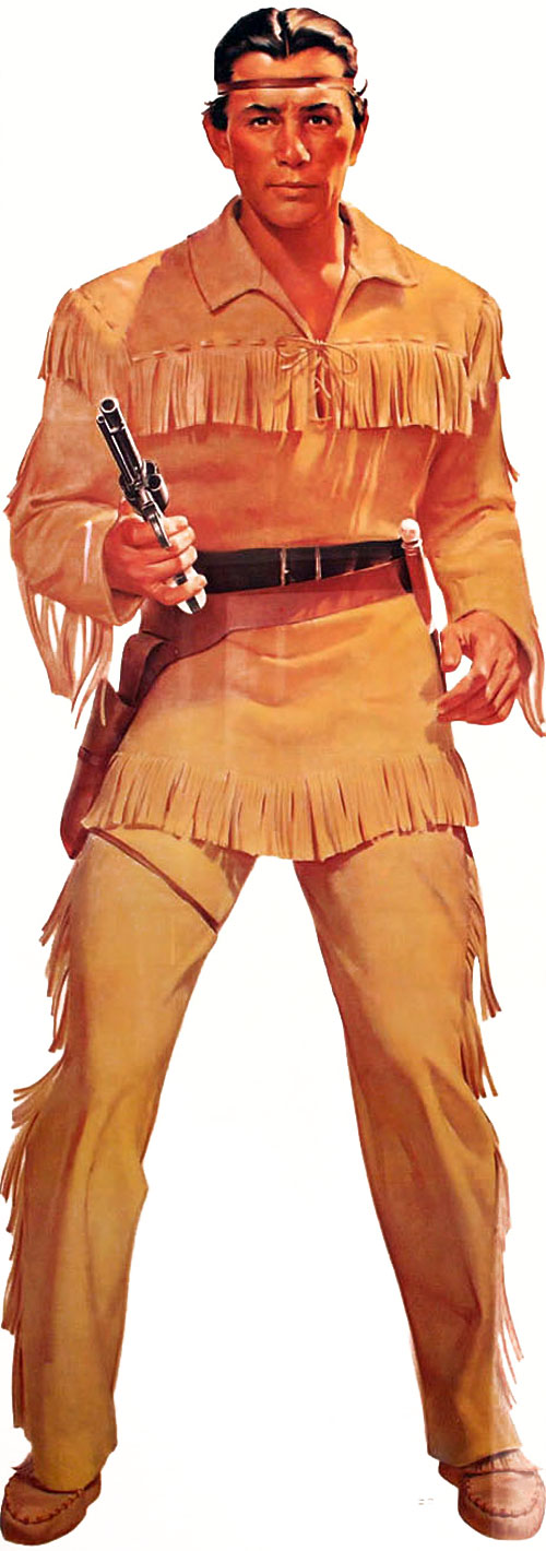 Tonto (Classic Lone Ranger version) (Jay Silverheels)