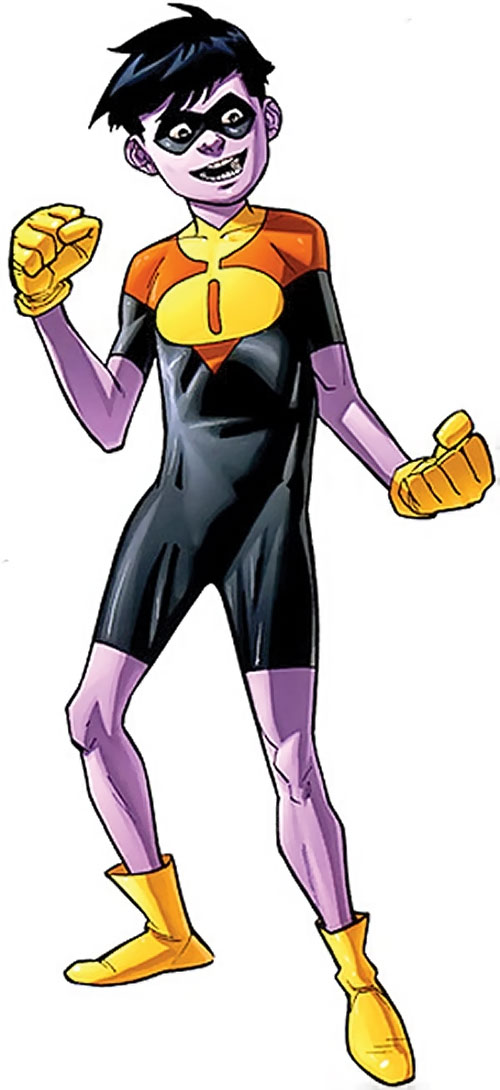 Kid Omni-Man (Invincible comics)