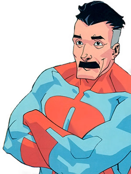 Omni-Man (Invincible character) (Image Comics) portrait