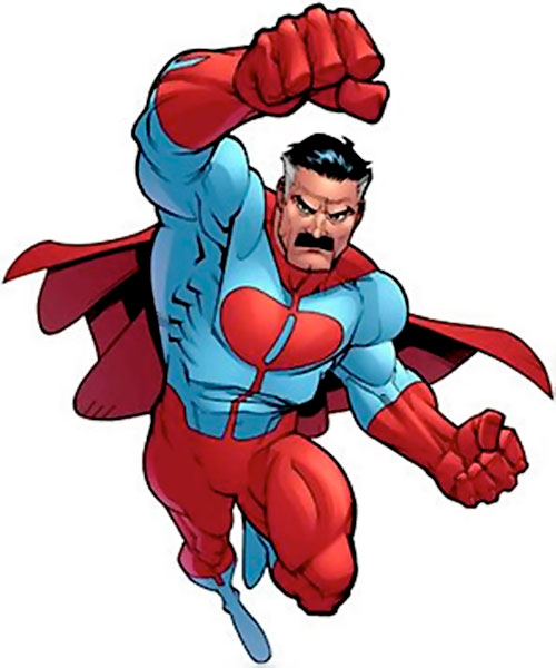 Omni-Man (Invincible character) (Image Comics)