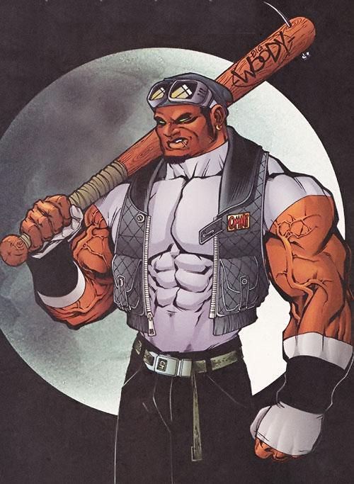Omni (Backlash ally) (Image Comics)
