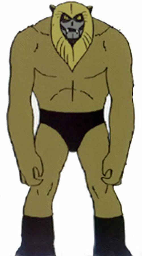 Ookla the Mok (Thundarr the Barbarian cartoons)