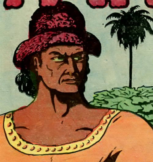Org (Fantomah enemy) (Jungle Comics)