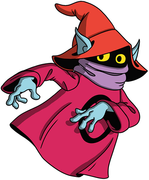 Orko - He-Man and the Masters of the Universe cartoon