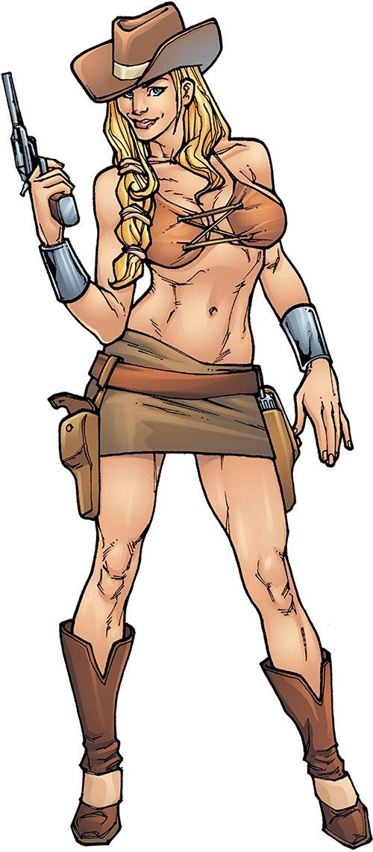 Outlaw (Deadpool / Agent X ally) (Marvel Comics)