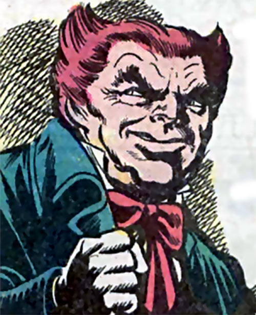 Owl - Marvel Comics - 1970s - Daredevil enemy - Portrait