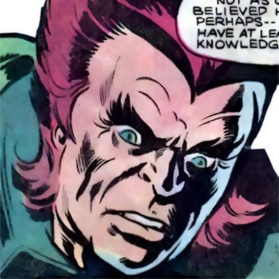 Owl (Marvel Comics) (Spider-Man enemy) (1980s) portrait
