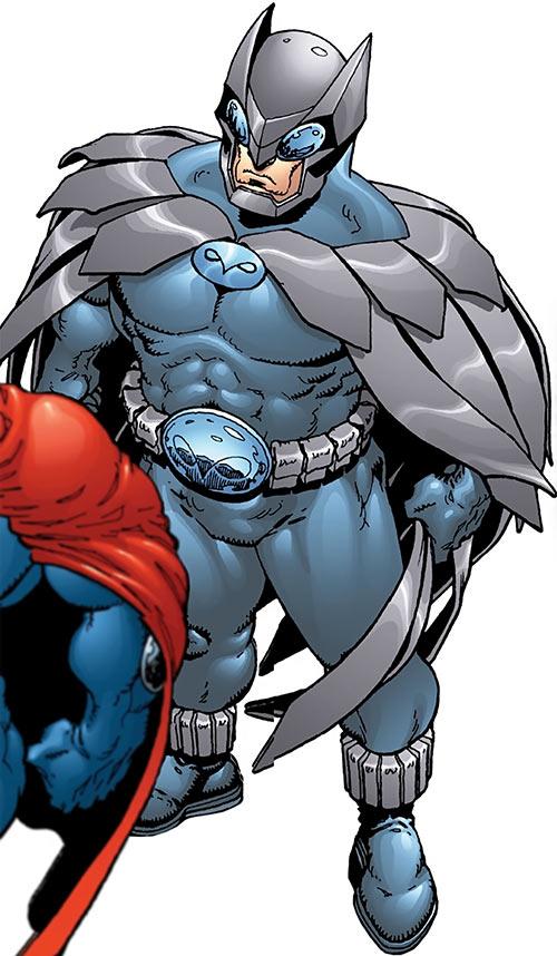 Owlman - T. Wayne - Crime Syndicate - Earth 3 - DC Comics - Profile ... Owlman