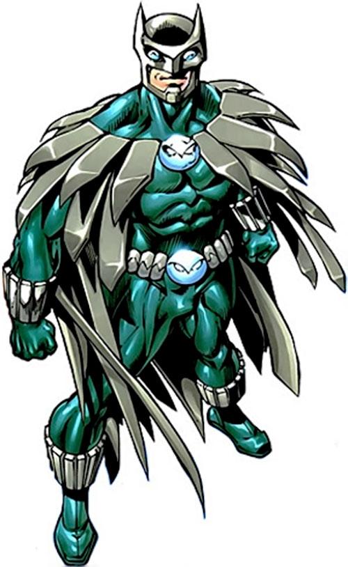 Owlman of the Crime Syndicate (DC Comics)