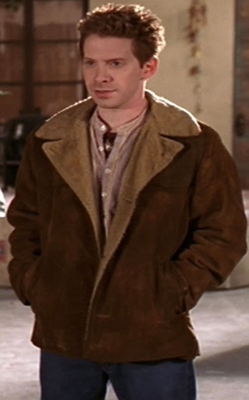 Oz (Seth Green in Buffy the Vampire Slayer)