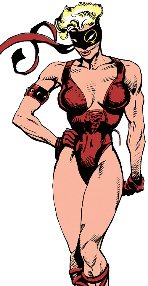 Pagan (Marian Mercer) (Batman character) (DC Comics)