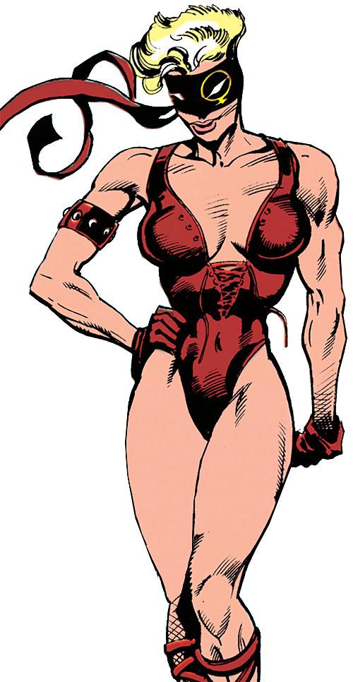 Pagan (Marian Mercer) (Batman character) (DC Comics)