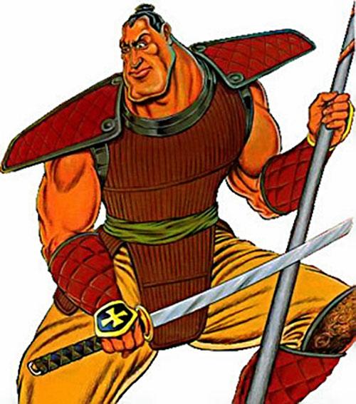 Paul the Samurai (Tick character)