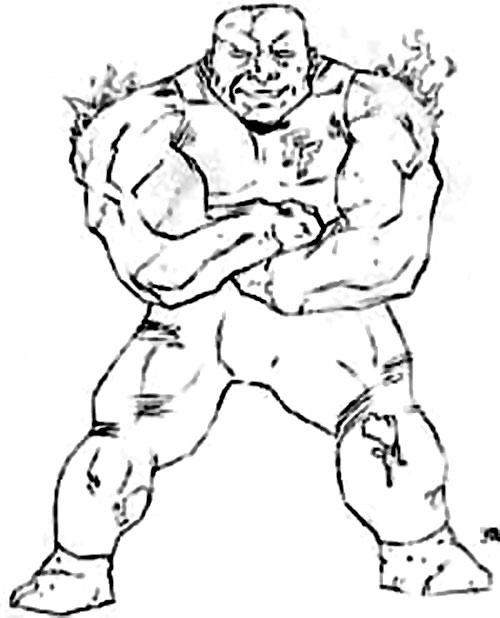 Pedra Roja (DC Heroes RPG)