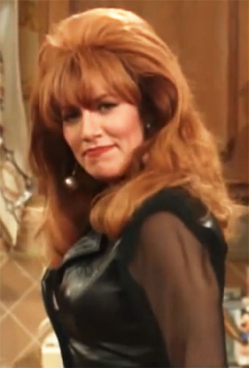 Peggy Bundy Katey Sagal In Sexy Lederklamotten - Katey Sagal Singing 8 Simple Rules -2239