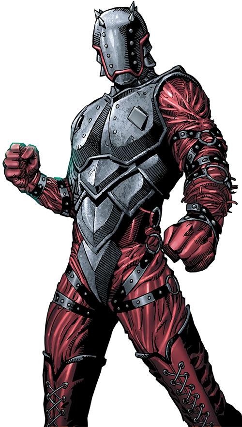 Penance (Robie Baldwin) (Marvel Comics) by Sean Chen in Nova
