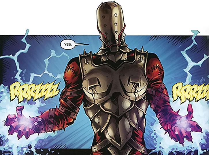 Robbie Marvel Comics
