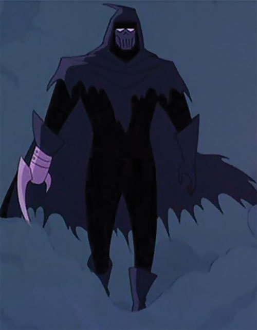 Phantasm (Batman enemy) (Animated DC Universe)