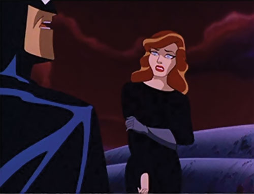 Phantasm (Batman enemy) (Animated DC Universe) out of costume