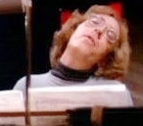 Phantom of the Paradise (1974 movie) before the disfigurement