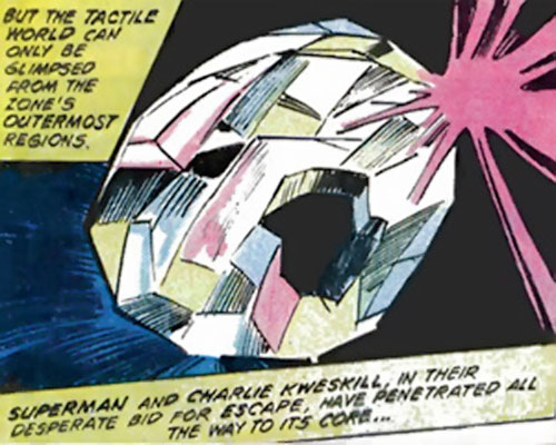 Phantom Zone gem (Superman DC Comics)