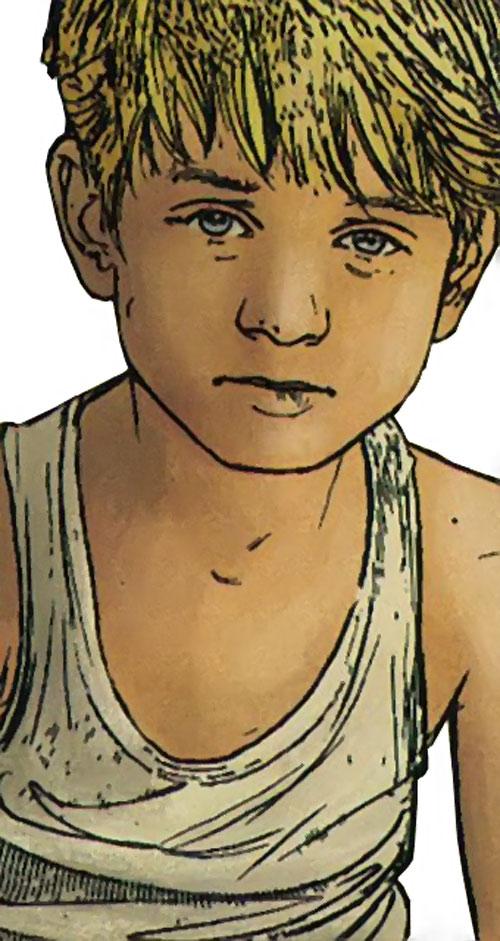 Phobos of the Secret Warriors (Marvel Comics)