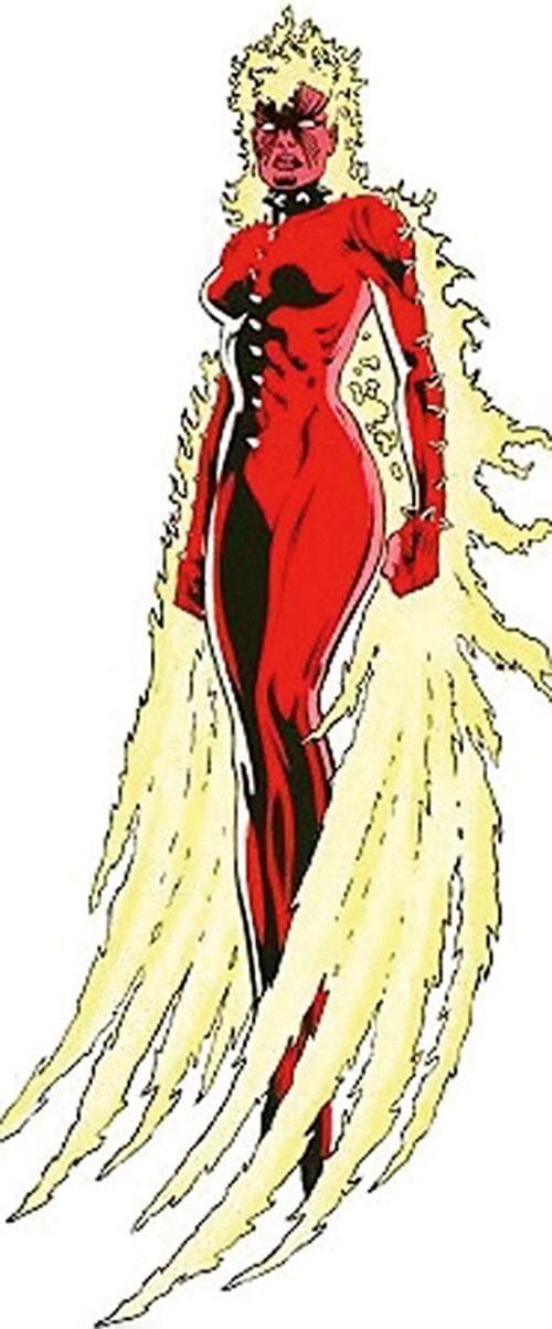 Phoenix of Excalibur (Rachel Summers) (Marvel Comics)