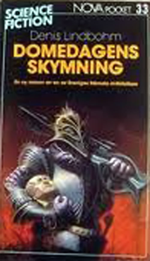 Domedagens Skymning novel cover