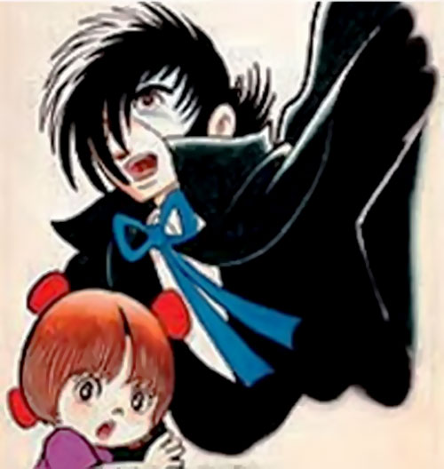 Pinoko and Black Jack
