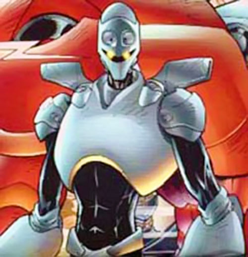 Pinpoint (Black Ops enemy) (Image Comics)