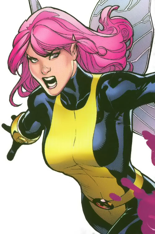 Pixie of the X-Men (Marvel Comics)