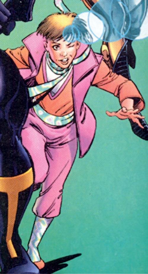 Pixx of Ultraforce (Ultraverse Malibu comics)