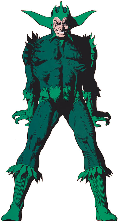 Plantman (Marvel Comics)