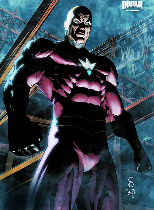 Plutonian (Irredeemable Boom Comics)