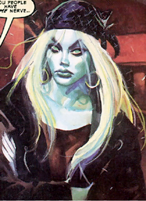 Polychrome of the Nocturnals (Brereton comics) portrait