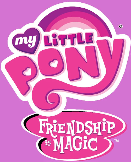 My Little Pony (MLP) - title card