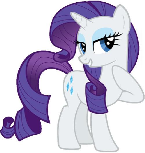 My Little Pony (MLP) - Rarity