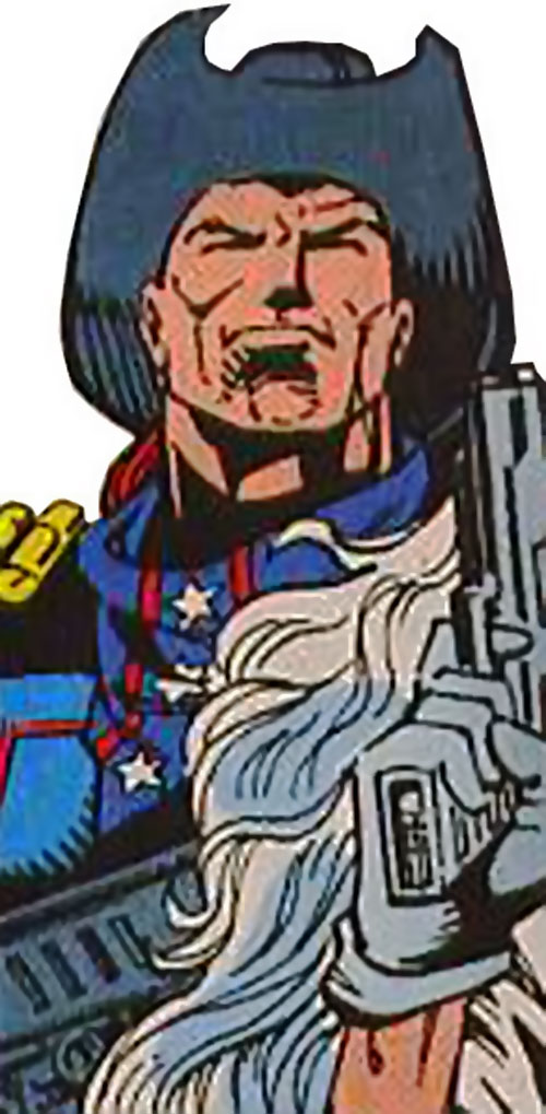 Powell (Silver Sable ally) (Marvel Comics)