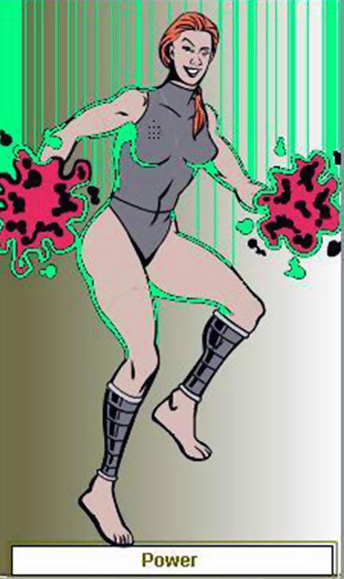 Power (DC Heroes RPG)