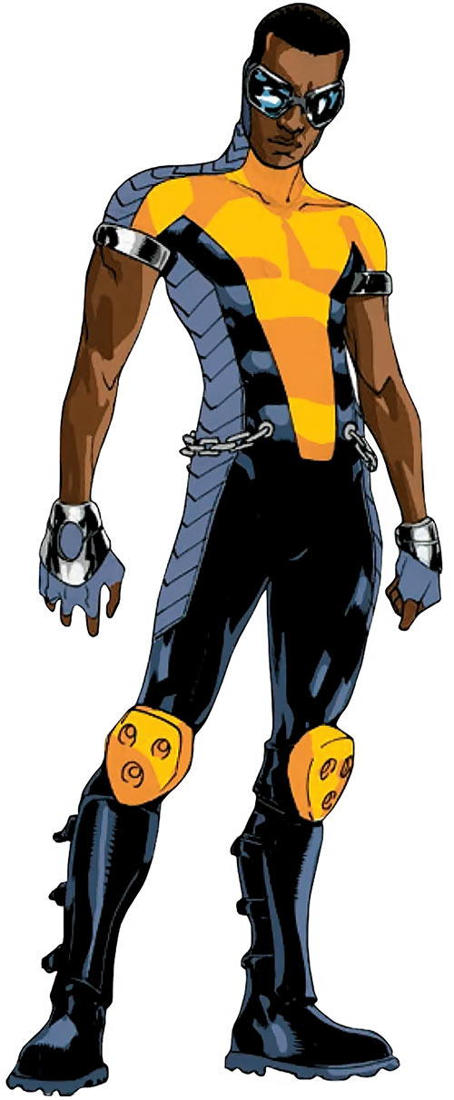 Power Man (Marvel Comics) (Victor Alvarez)