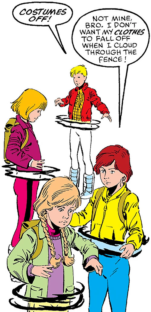 Power Pack (Marvel Comics team)