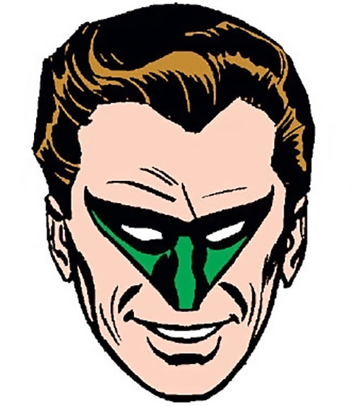 Power Ring (DC Comics) (Pre-Crisis Crime Syndicate of America) portrait