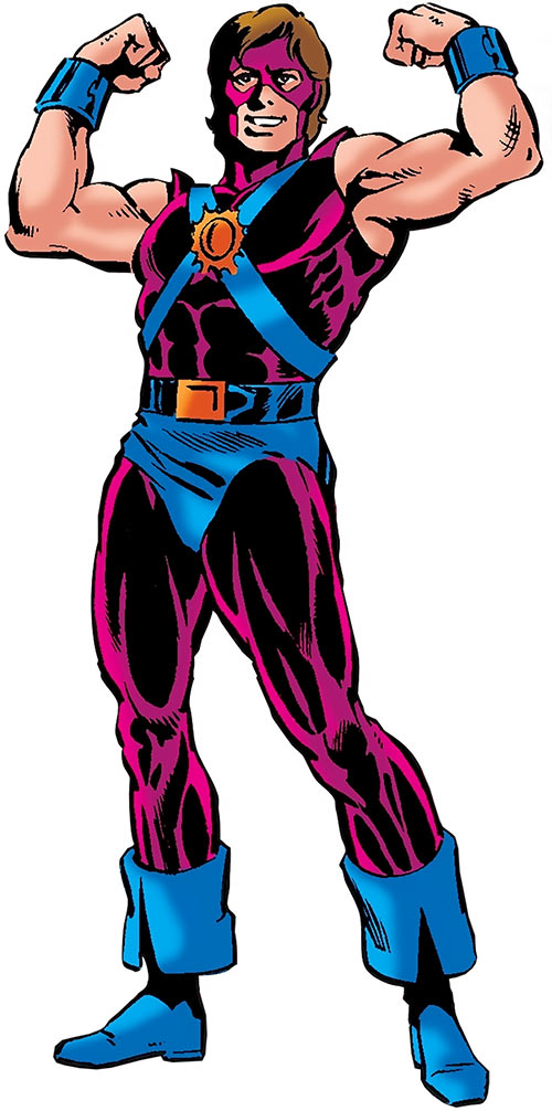 Powerhouse of Xandar (Nova character) (Marvel Comics)