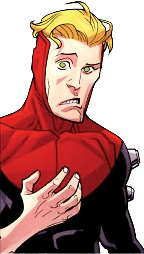 Powerplex (Invincible comics) portrait