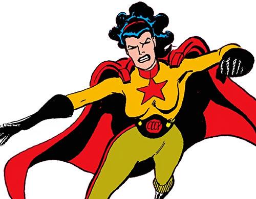 Pravda of the People's Heroes (DC Comics)