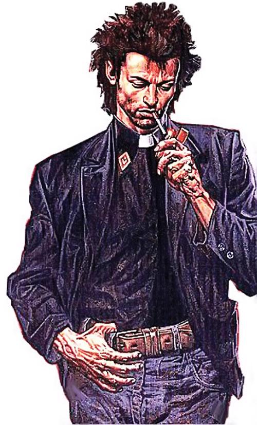 Preacher (Jesse Custer) (DC Comics Vertigo)