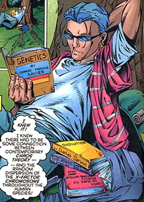Primal (Marvel Comics X-Men)