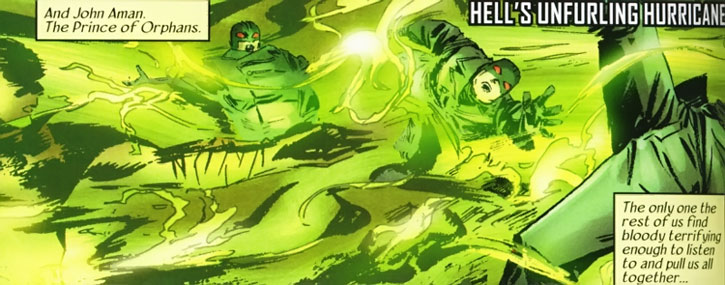 The Prince of Orphans vs. Hydra