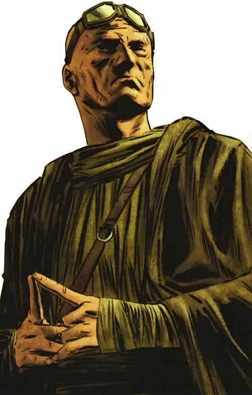 Prince of Orphans (Iron Fist character) (Marvel Comics) (John Aman)